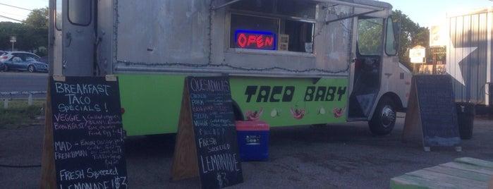 Taco Baby is one of Posti che sono piaciuti a Traci.