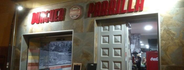 Burger Parrilla is one of Lugares favoritos de Edu.