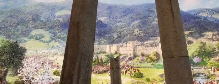 Panorama 1326 Bursa Fetih Müzesi is one of Orte, die Korhan gefallen.