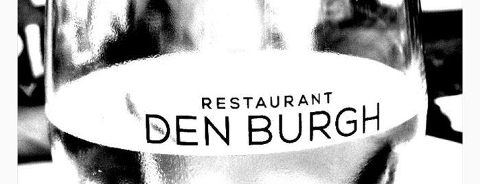 Restaurant Den Burgh is one of Fav Deutsche Places.