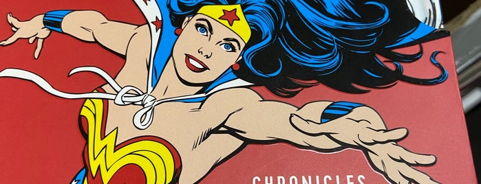 JHU Comic Books is one of NYC Arts.