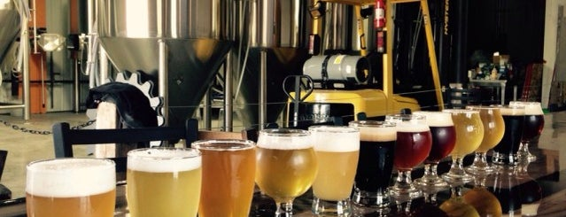 The Brewing Projekt is one of Breweries Yet to Visit.