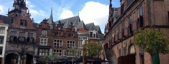 Grote Markt is one of NijMegan.