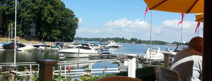North Harbor Club is one of Local Eats.