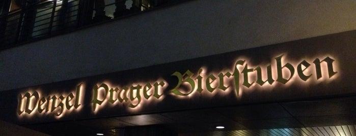 Wenzel Prager Bierstuben is one of Tempat yang Disukai Torsten.