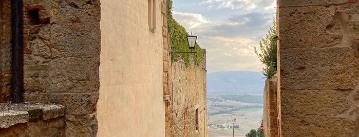 Pienza is one of 🏰 IT Unesco List 🇮🇹.