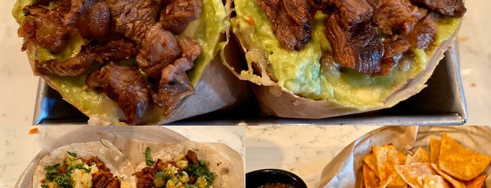 Sonoritas Prime Tacos is one of W. Side I (Santa M., Brentwood, Venice, MDR, PDR).