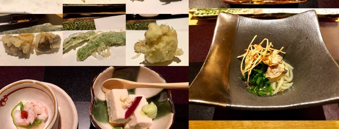 Tempura Matsui is one of Eat NYC.