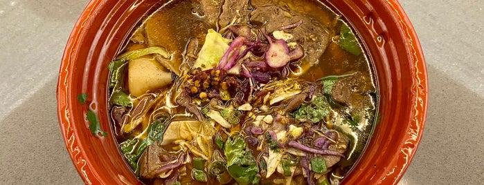 Bang Bang Handmade Noodles Xi'an Street Food is one of Deep: сохраненные места.