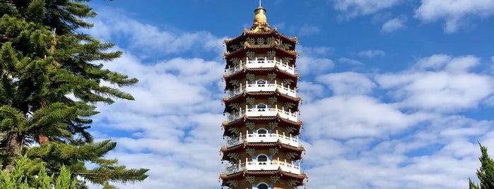 Ci En Pagoda is one of Things to do - Nantou, Taiwan.