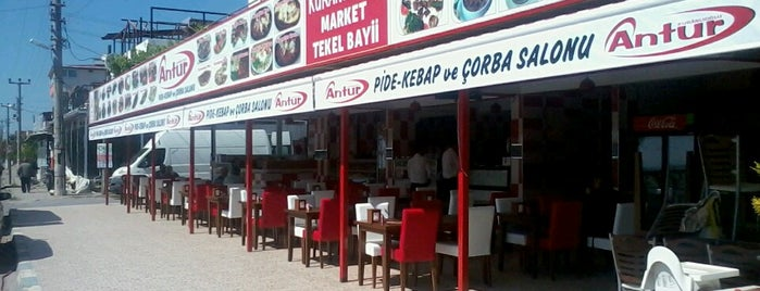 antur pide kebap corba salonu is one of Lieux qui ont plu à Hulya.