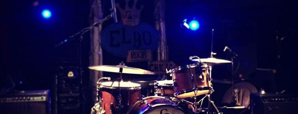 Elbo Room is one of Must-visit Dive Bars that host live music.