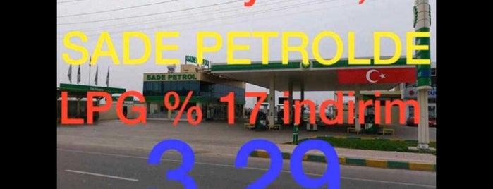 BP SADE PETROL ŞANLIURFA is one of Yılmazさんのお気に入りスポット.