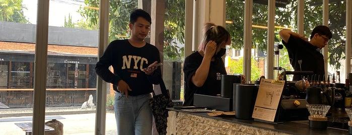 Ristr8to Lab is one of เชียงใหม่_3_Coffee.