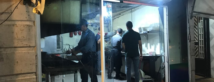 Haj Ali Kebab | کباب زعفرانی حاج علی is one of สถานที่ที่บันทึกไว้ของ Nora.