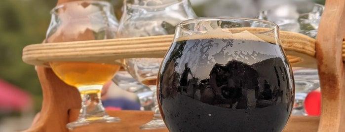 Breweries Visited
