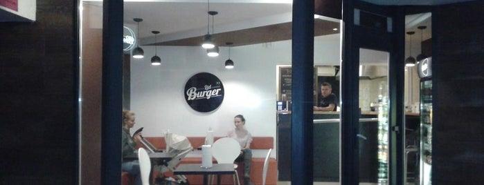 Burger Ltd is one of Locais salvos de Alina.