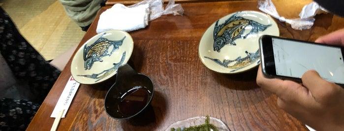 大木海産物レストラン is one of Yomitan.