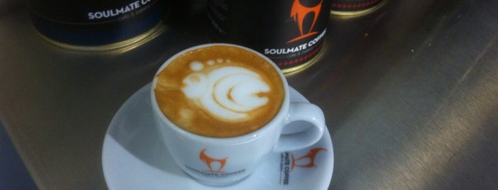 Soulmate Coffee & Bakery is one of Posti che sono piaciuti a Sarper.