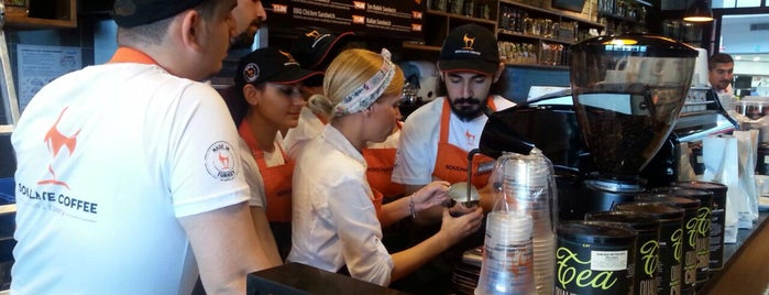 Soulmate Coffee is one of Lugares favoritos de Erkan.