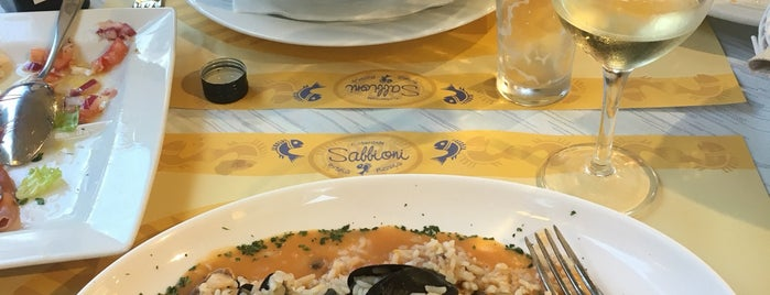 Sabbioni is one of Posti che sono piaciuti a Katia.