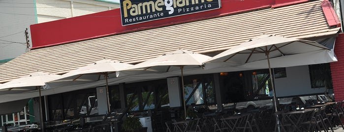 Parmegianno is one of Lugares Maceió.