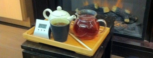 Tsaa Tea Shop is one of Best of BlogTO Food Pt. 1.