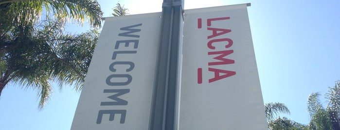 Los Angeles County Museum of Art (LACMA) is one of LA todos.