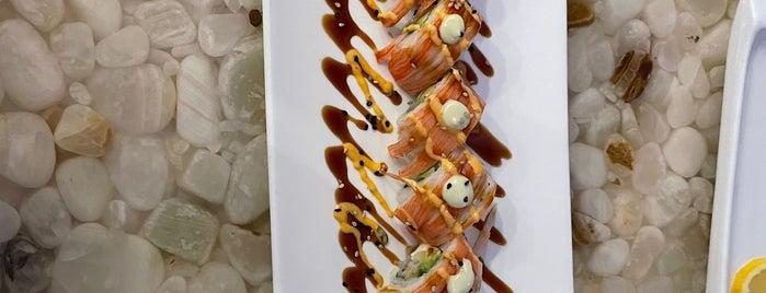 Sozo Sushi & Lounge is one of Sushi.