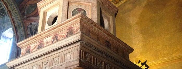 Chiesa di Santo Spirito in Sassia is one of ROME - ITALY.