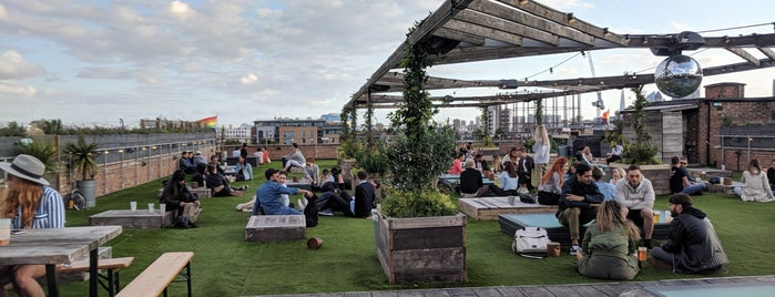 Netil360 is one of Summer Places in London.