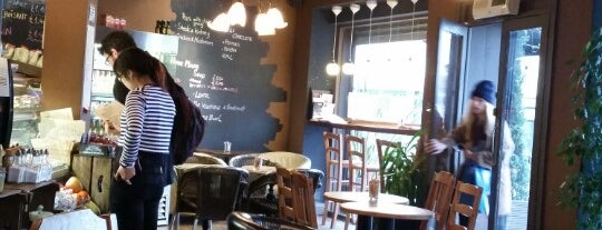 The Corner Cafe is one of Specialty Coffee Shops Part 2 (London).