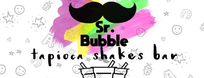 Sr Bubble Tapioca Bar. is one of Orte, die MissRed gefallen.
