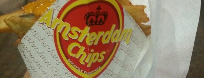 Amsterdam Chips is one of Posti che sono piaciuti a Federico.