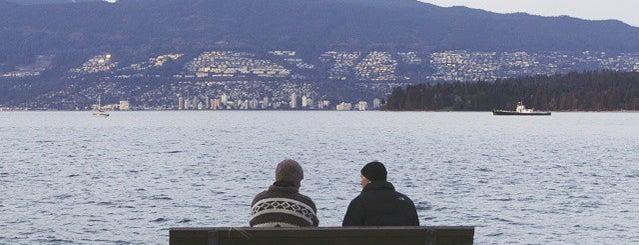 Kitsilano Beach is one of Vancouver Wish List.