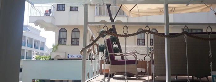 The Wise Boutique Hotel & Spa is one of Gülçin 님이 좋아한 장소.