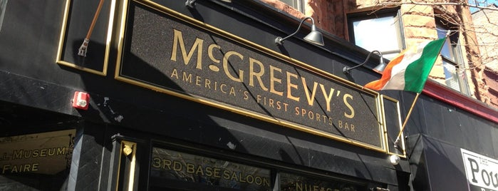 McGreevy's is one of Bars I've been to.