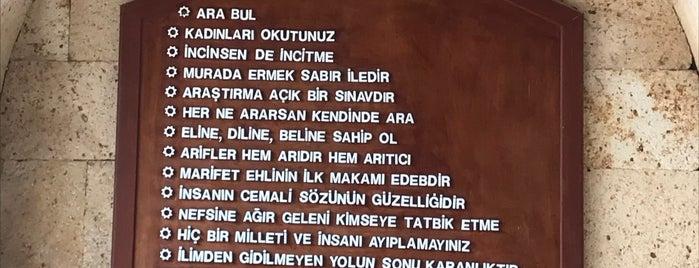 Hacı Bektaş-ı Veli Türbesi is one of สถานที่ที่ Kerim ถูกใจ.