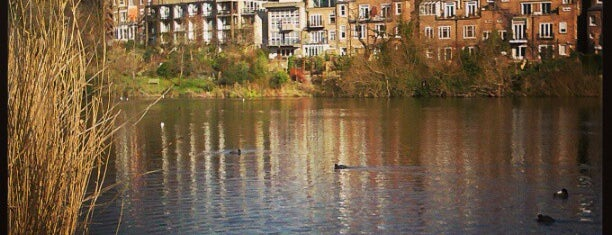 Hampstead Heath Ponds is one of London on a budget.