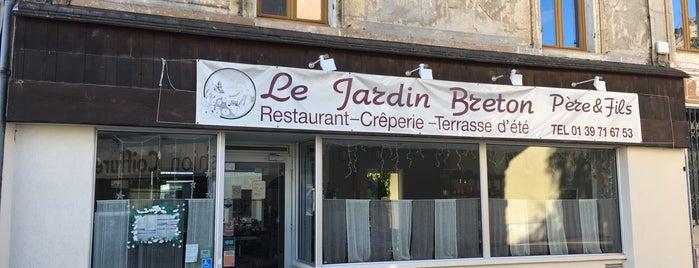 Crêperie Le Jardin Breton is one of TODOLIST.