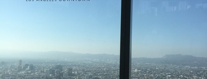 InterContinental Los Angeles Downtown is one of NYC➡️CALI➡️MEXICO.