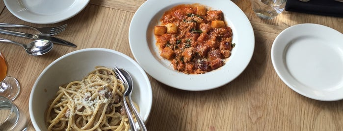 Barbuto is one of NYC's Must-Eats, Various.