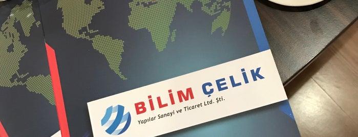 Bilim Çelik is one of Erkan 님이 좋아한 장소.