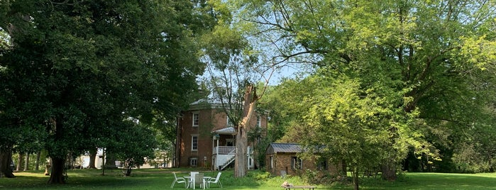 Octagon House is one of Paranormal Sights.