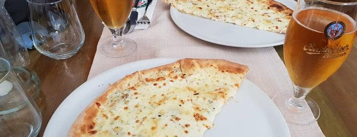 Pizzerie Latrán is one of Ano, šéfe!.