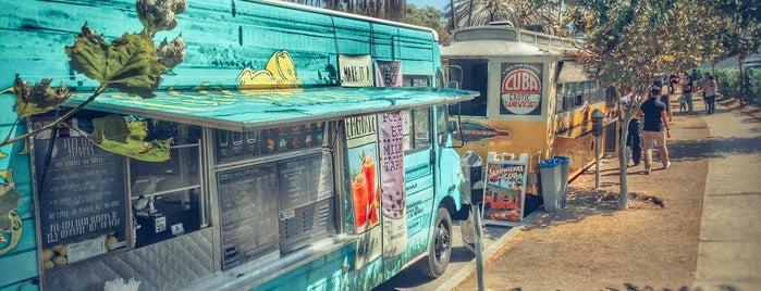 Eat Phamish Truck is one of LA/OC Food Trucks.