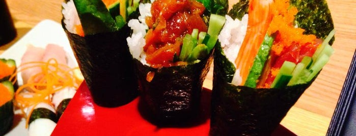 Banzai Sushi is one of Locais curtidos por Raquel.
