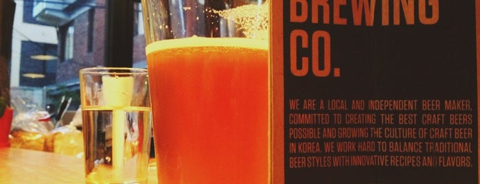 Magpie Brewing Company is one of south korea.