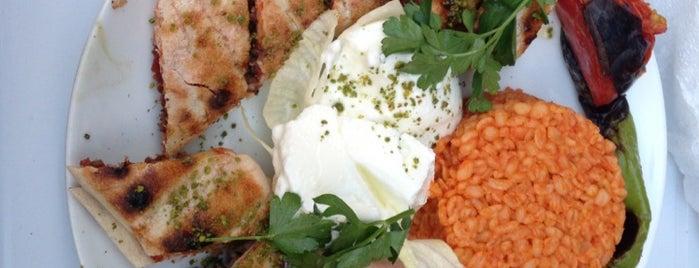 Terbiyesiz Tavuk is one of Orte, die Burçak gefallen.