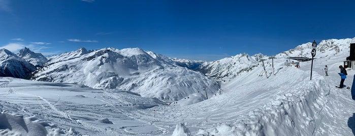 Sankt Anton am Arlberg is one of Oostenrijk 🇦🇹.